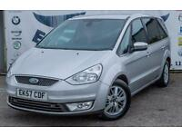 2007 FORD GALAXY 1.8 GHIA TDCI DIESEL 7 SEATER TOWBAR FRONT AND REAR PARKING SEN