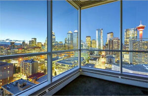 Calgary Downtown Condo Apartments for Sale