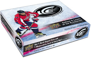 15-16 Upper Deck Ice Hockey Now Available @ Breakaway