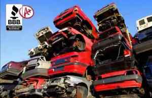 MOST CASH MONEY SCRAP JUNK OLD CAR TRUCK VEHICLE BUYER REMOVAL !