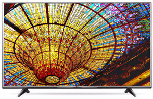 """LG 55"""" 4K UHD HDR Smart IPS LED TV with WebOS 3.0 - 55UH6150"""