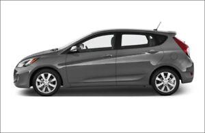 Hyundai Accent 2017 5 portes manuelle 5000km