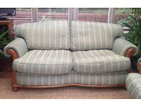 Ducal 3 & 2 seater sofas