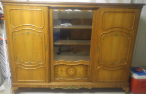 Antique German Cabinet