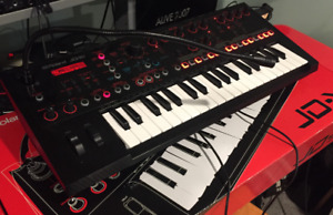 Roland JD-XI Synth with built in drum machine and analog bass