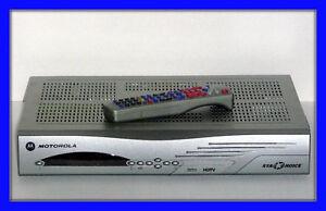 Satellite receiver Starchoice Motorola HDTV DSR505