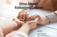 Direct Support Professional/Caregiver