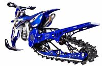 Rent a snow bike this winter.