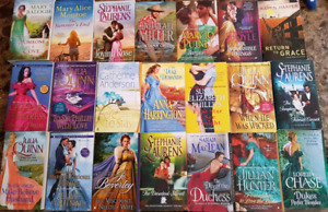 Romance Novels - Buy One or Buy All