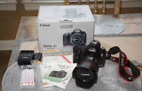 Kit Canon 5D Mark III with EF IS 24-105 f4 lens