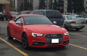 2015 Audi S5 Technik Coupe (2 door)