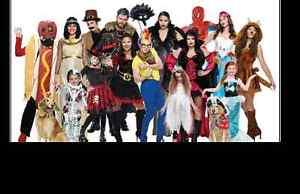 Costumes halloween à rabais West Island Greater Montréal image 1