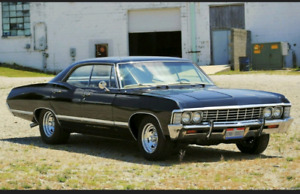 1967 Impala wanted parts or complete cars.