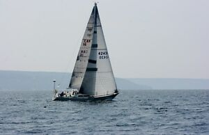 Learn to Sail on the beautiful Bras d'0r Lake Cape Breton