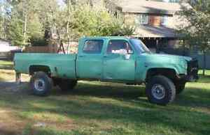 Looking for square body 4x4