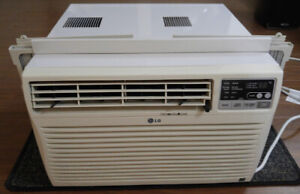 LG Air Conditioner - 8,000 Btu