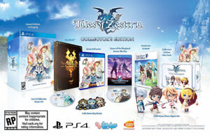 Tales of Zestiria Collector's Edition - PlayStation 4