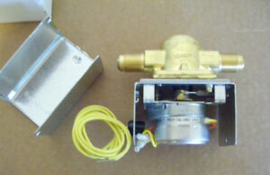 Motorized Zone Valve - HONEYWELL