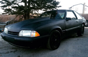 1988 Ford Mustang 5.0 Foxbody