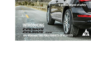 NEW TOYO CELSIUS AND CELSIUS CUV ALL-WEATHER TIRES Oakville / Halton Region Toronto (GTA) image 2