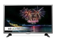"LG 32"" LH51 HDMI Freeview LED TV"