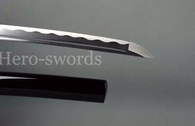 T1060 HIGH CARBON STEEL JAPANESE SAMURAI SWORD KATANA BATTLE READY SHARP BLADE