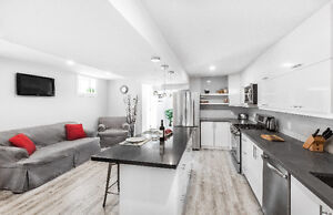 Stunning Newly Renovated Basement Suitet