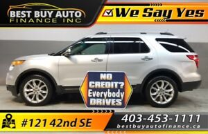 2011 Ford Explorer Limited 4WD APPROVED WITH CASH BACK