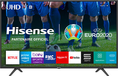SMART TV 4K 43 Pollici Hisense Televisore LED Ultra HD Internet TV H43B7100 ITA