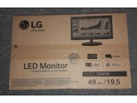 """LG LED Monitor 20M38 19.5"""" - Plymouth"""