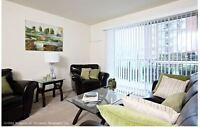 Renovated One Bedrooms - Riverside Drive - WATERFRONT - APRIL