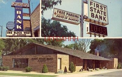 First State Bank Of Harvard   Illinois