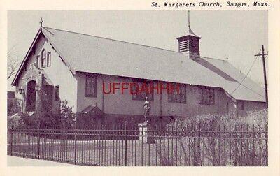 สำหรับขาย ST. MARGARETS CHURCH, SAUGUS, MA.