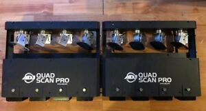 For sale 2 ADJ Quad scans