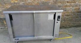 gas heated cupboard