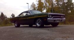 Plymouth Road Runner 440, 1970