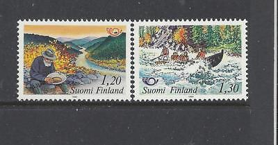 FINLAND - 675 - 678; 681 - 687 - MNH - 1983 ISSUES