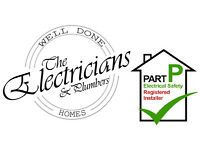 Small Job - Electrician & Plumber (and General Property Maintenance Work)