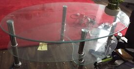 coffee table, good condition