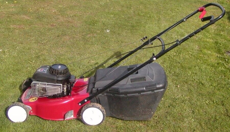 Mountfield Rotary Self Propelled Petrol Lawnmower