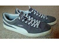 Size 11 Puma Suede Classic