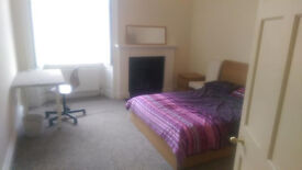 Superb Double Bedroom for Rent in the Centre of Edinburgh, including its own Bathroom
