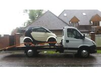 Car Recovery Breakdown Service, Low cost, fast and friendly