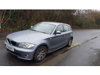 Special Edition BMW 1 Series 2005 quick sale £1500