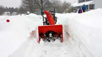 Guelph Snow Removal/ Snow Plowing Best Rates Guaranteed!