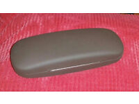 Vision Express brown GLASSES CASE - Brand New