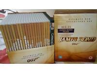 James bond 007dvd box set