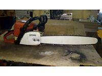 Stihl 039 Chainsaw 18""