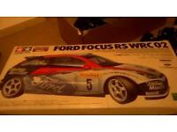 Ford Focus RS WRC 02 with extras NEED GONE ASAP