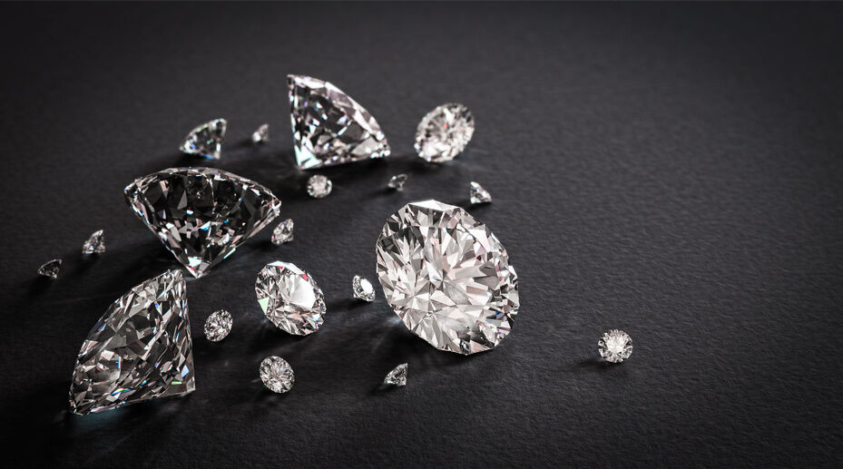 how to check if diamonds are real